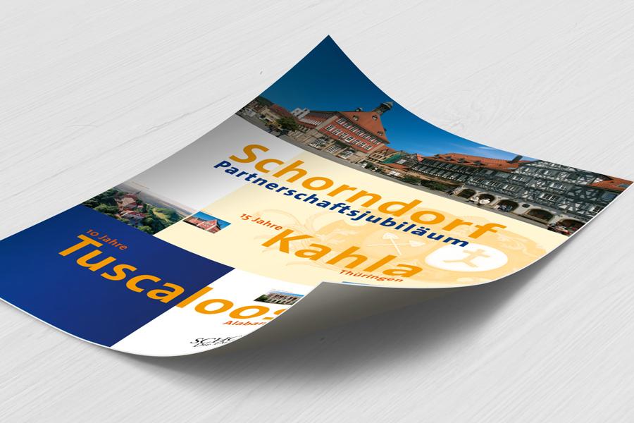 Schorndorf-Plakat